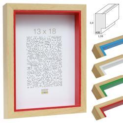 Holz-Bilderrahmen Peer