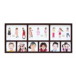 Galerie-Bilderrahmen Viemme für 9 Bilder