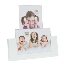 Fotohalter für 2 Bilder
