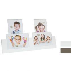 Fotohalter für 4 Bilder