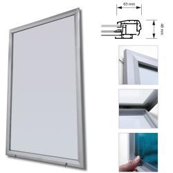 Bilderrahmen LED Plakatrahmen für den außenbereich
