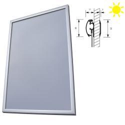 Bilderrahmen Fenster-Klapprahmen doppelseitig, 25 mm