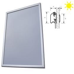 Bilderrahmen Fenster-Klapprahmen doppelseitig, 32 mm