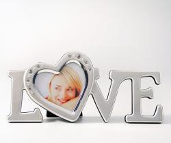 Fotorahmen LOVE