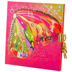 "Tagebuch ""Flower pink Butterfly"""