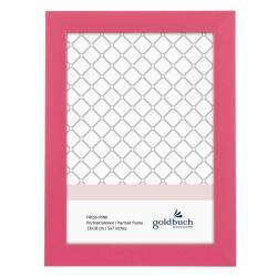 Bilderrahmen Kunststoff-Bilderrahmen Fresh pink