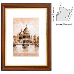 Holz-Bilderrahmen Venedig
