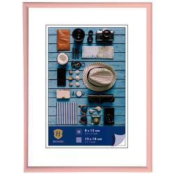 Bilderrahmen Kunststoff-Bilderrahmen Napoli rosa