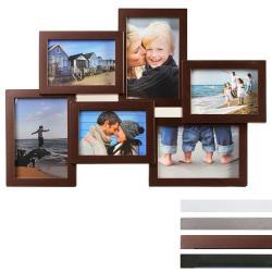 Bilderrahmen 6er Galerierahmen Holiday