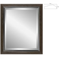 Wandspiegel REFLECTIONS SERIES 30 - 72x87 cm