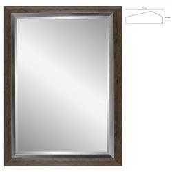 Bilderrahmen Wandspiegel REFLECTIONS SERIES 30 - 77x107 cm
