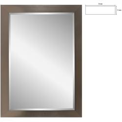 Wandspiegel REFLECTIONS SERIES 40 - 75x105 cm
