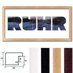 """Regiorahmen """"Ruhr"""" mit Passepartout"""