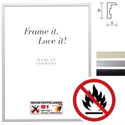 Zertifizierter Standard B1 Brandschutzrahmen Econ eckig