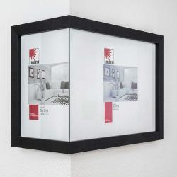 Um-die-Ecke-Rahmen 2:1, breit