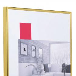 Bilderrahmen Kunststoffrahmen ART Gold