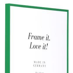 Bilderrahmen Kunststoffrahmen ART Grün