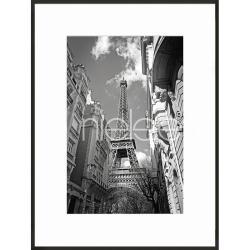 "Bilderrahmen Gerahmte Kunst ""Eiffel Tower"" mit Alurahmen C2"