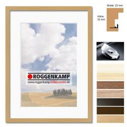 Bilderrahmen Holzrahmen aus Buche / Ahorn - Sonderzuschnitt