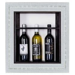 Bilderrahmen für Weinflaschen Umbrien
