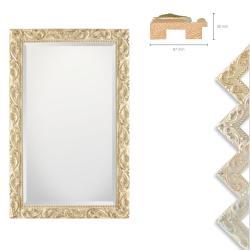 Holz-Spiegel Manfredi