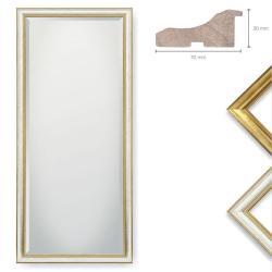 Bilderrahmen Holz-Spiegel Depero