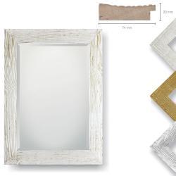Bilderrahmen Holz-Spiegel Padovani