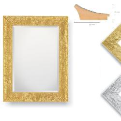 Bilderrahmen Holz-Spiegel Milani