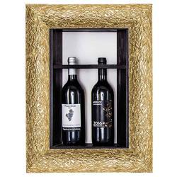 Bilderrahmen für Weinflaschen Kalabrien