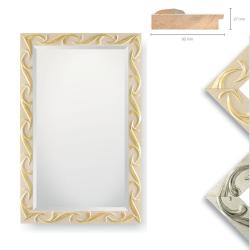 Bilderrahmen Holz-Spiegel Lualdi