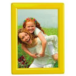 Bilderrahmen Opti Frame 14mm Gehrung gelb RAL 1021