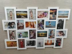 Galerie-Bilderrahmen 24 Bilder