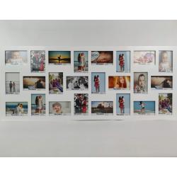 Bilderrahmen Galerie-Bilderrahmen 24 Bilder