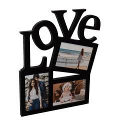 Galerie-Bilderrahmen LOVE 3 Bilder