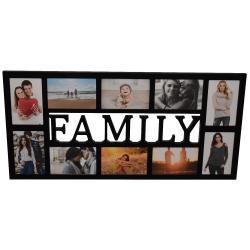 Galerie-Bilderrahmen FAMILY 10 Bilder