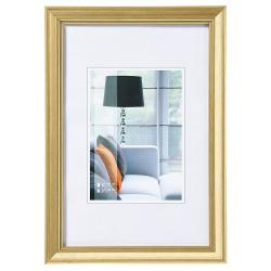 Bilderrahmen Kunststoffrahmen Lounge gold