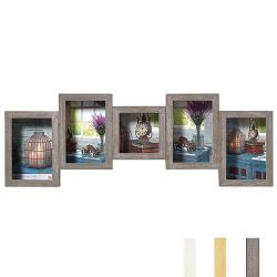 Galerierrahmen Rustic 4 + 1 Bilder