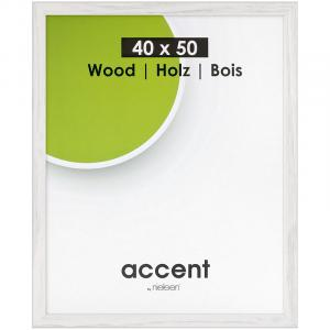 Holz-Wechselrahmen Magic Weiß