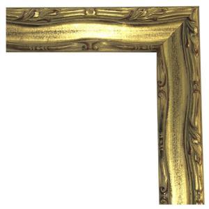 Holz-Bilderrahmen CHATEAU 361 Gold