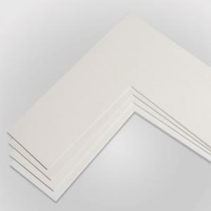 1,4 mm Standard-Passepartout als Maßanfertigung