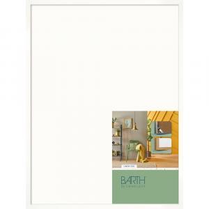 Alu-Wechselrahmen Serie 916 Weiß