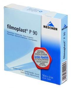Filmoplast, weiß, 20 mm