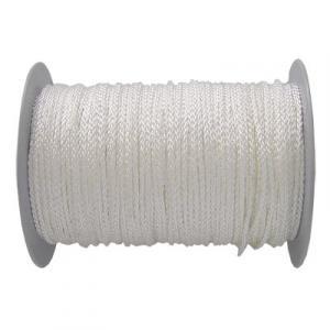 Perlonschnur, weiß, 1,9 mm