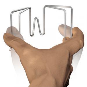 Haken für Trennwand Flex bis 3 Kg
