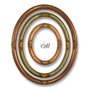 Oval-Bilderrahmen Uopini