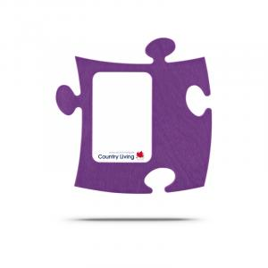 Puzzle Rahmen lila