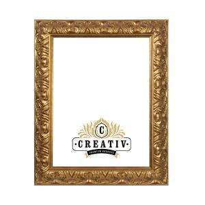 Barockrahmen Firenze gold