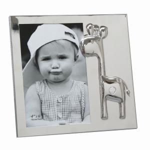 Kinder-Fotorahmen mit Giraffe