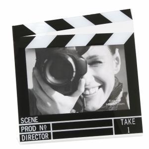 Fotor-Bilderrahmen Filmklappe