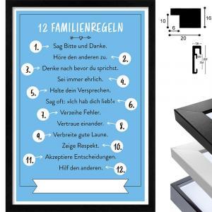 Familie - 12 Familienregeln